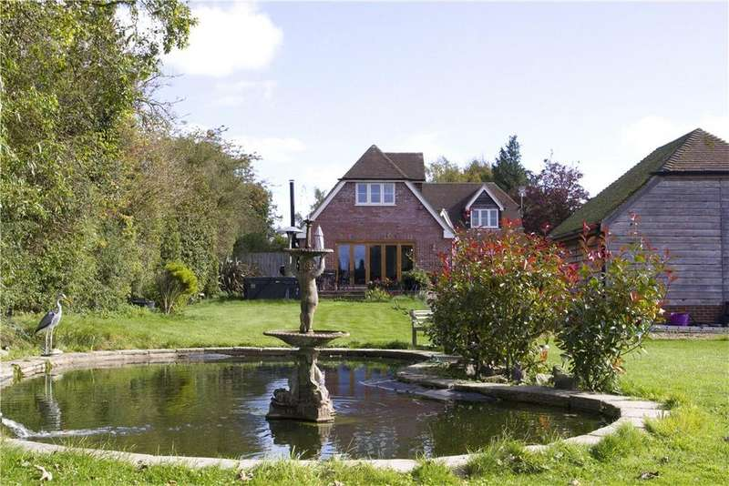 6 Bedrooms Detached House for sale in Cutting Hill, Hungerford, Berkshire, RG17