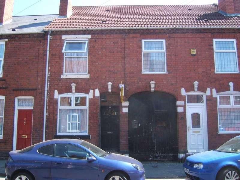 4 Bedrooms Terraced House for sale in Highfield Road, Rowley Regis, B65