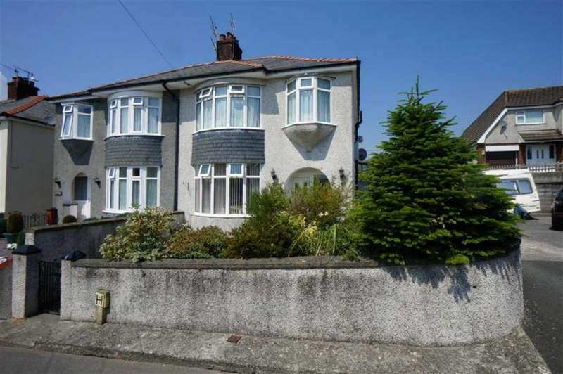 3 Bedrooms Semi Detached House for sale in Town Hill, Llanrwst, Conwy