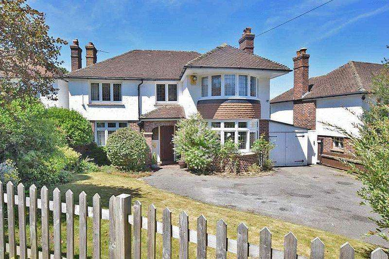 4 Bedrooms Detached House for sale in Faraday Road, Penenden Heath, Maidstone, ME14
