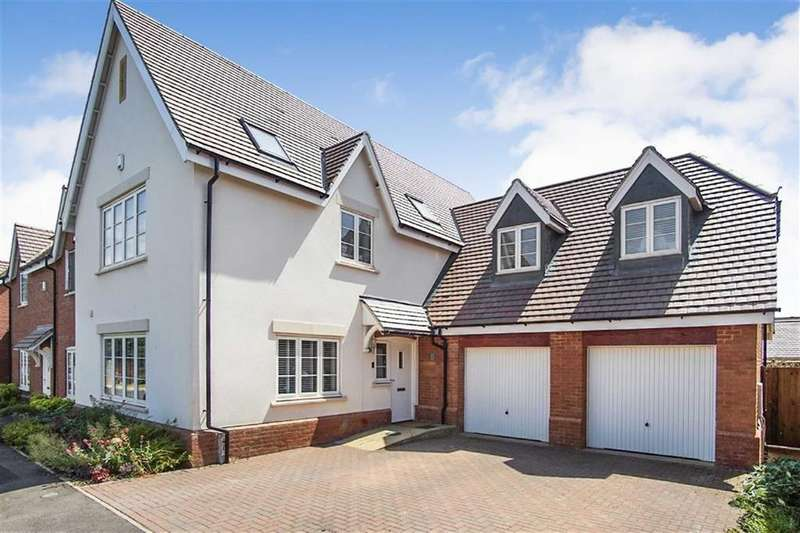 4 Bedrooms Link Detached House for sale in Kibworth Beauchamp