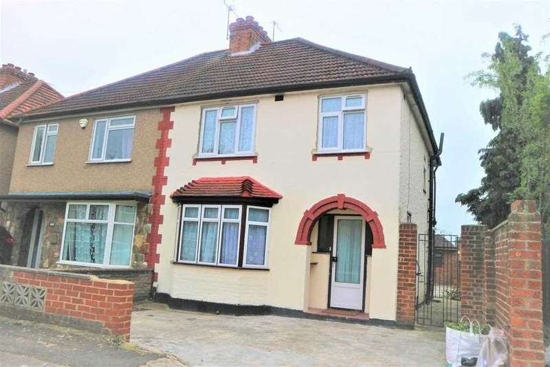 5 Bedrooms Semi Detached House for sale in QZ, Hayes