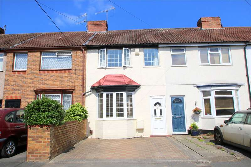3 Bedrooms Terraced House for sale in Somermead Bedminster Bristol BS3