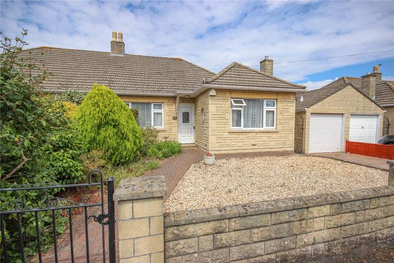 2 Bedrooms Bungalow for sale in Abbots Avenue Hanham Bristol BS15