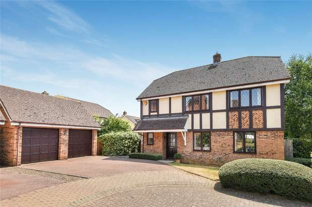 4 Bedrooms Detached House for sale in Brockwell, Oakley, Bedford