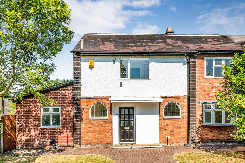 4 Bedrooms Terraced House for sale in Hale Walk, CHEADLE, SK8