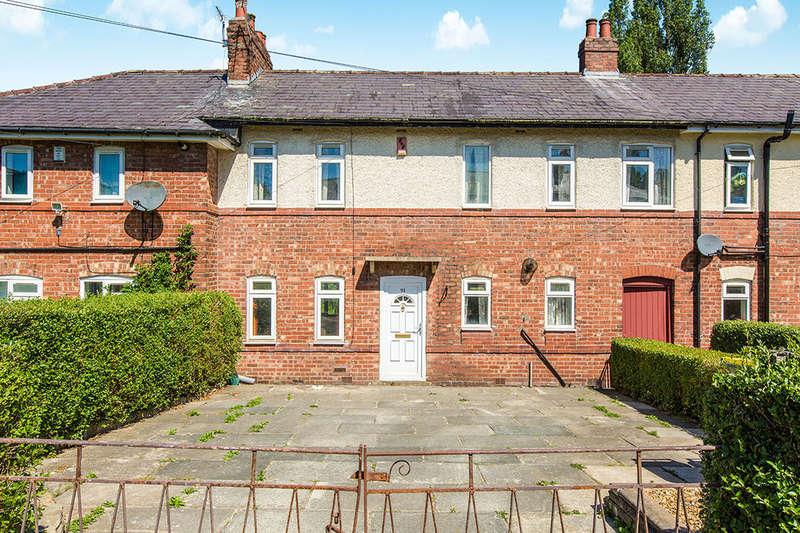 3 Bedrooms Terraced House for sale in Manor House Lane, PRESTON, PR1