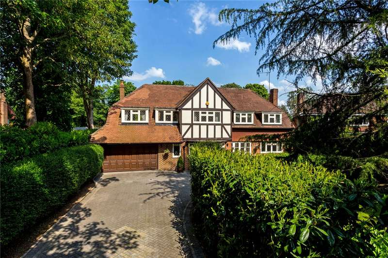 4 Bedrooms Detached House for sale in Smitham Bottom Lane, Purley, CR8