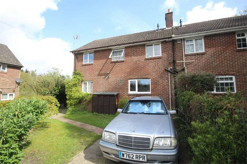 3 Bedrooms Semi Detached House for sale in Hurn, Christchurch, BH23