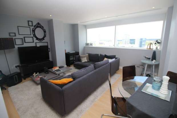 2 Bedrooms Apartment Flat for sale in Imperial Point Imperial Point, The Quays, Salford, M50