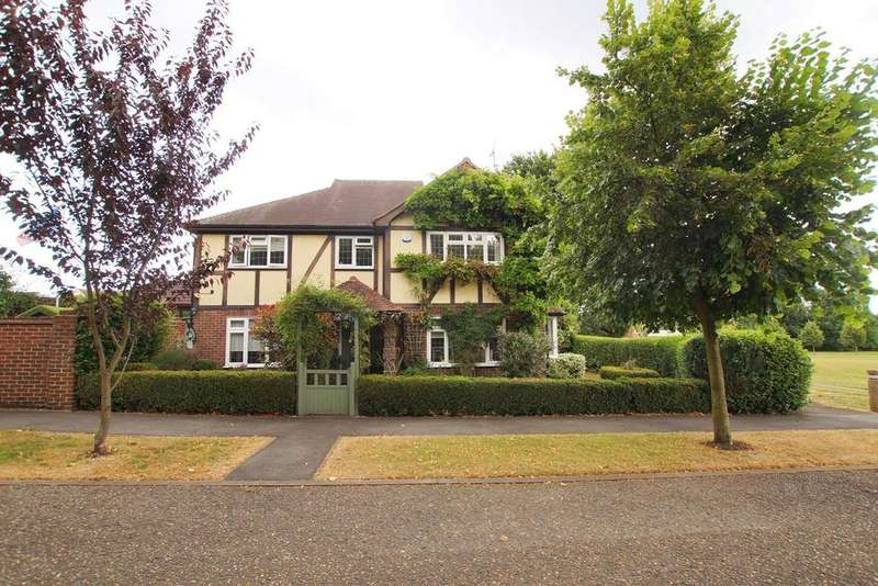 4 Bedrooms Detached House for sale in The Chestnuts, Rayleigh, SS6