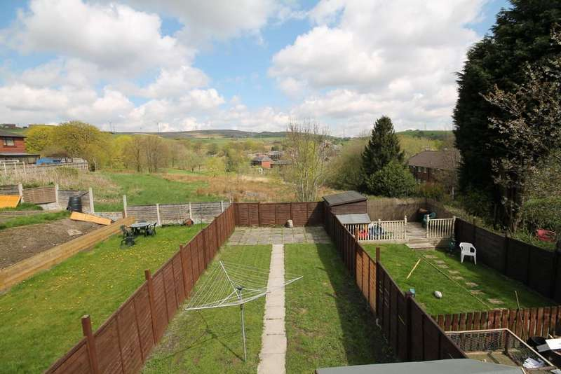 2 Bedrooms Town House for sale in Whalley Avenue, Littleborough