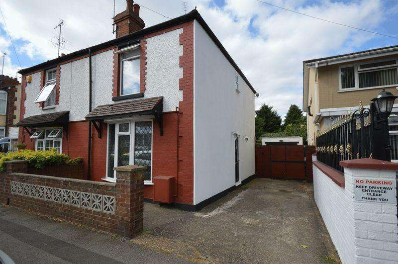 3 Bedrooms Semi Detached House for sale in Dordans Road, Luton.