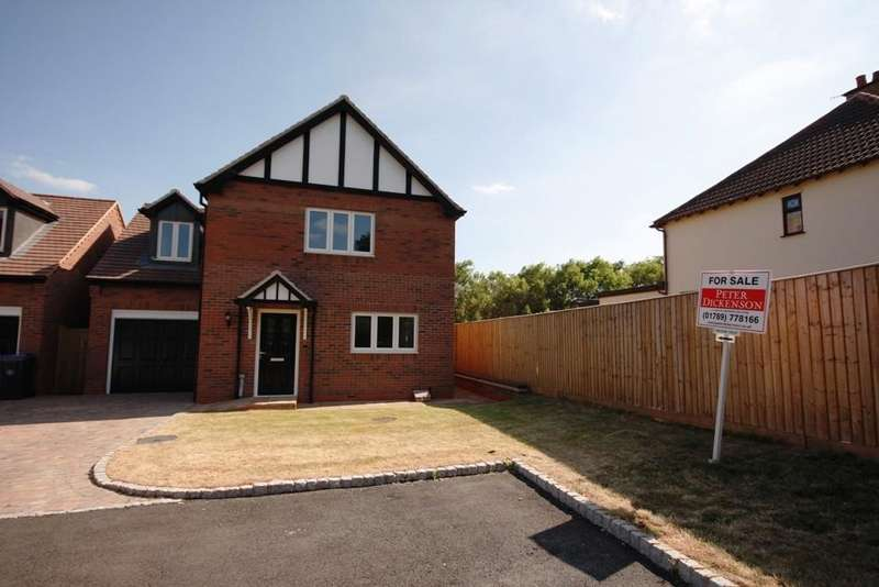 4 Bedrooms Detached House for sale in Marine Drive, Bidford-on-avon