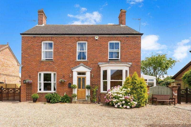 4 Bedrooms Detached House for sale in Back Lane, Wood Enderby