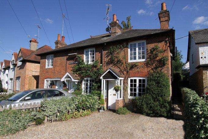 2 Bedrooms Terraced House for sale in Dean Valley cottages, COOKHAM DEAN, SL6