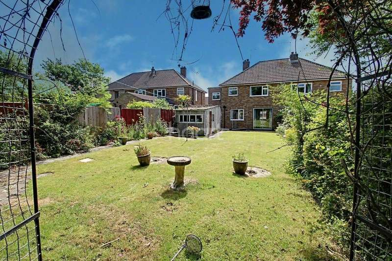 4 Bedrooms Semi Detached House for sale in Cranberry Close, Leicester