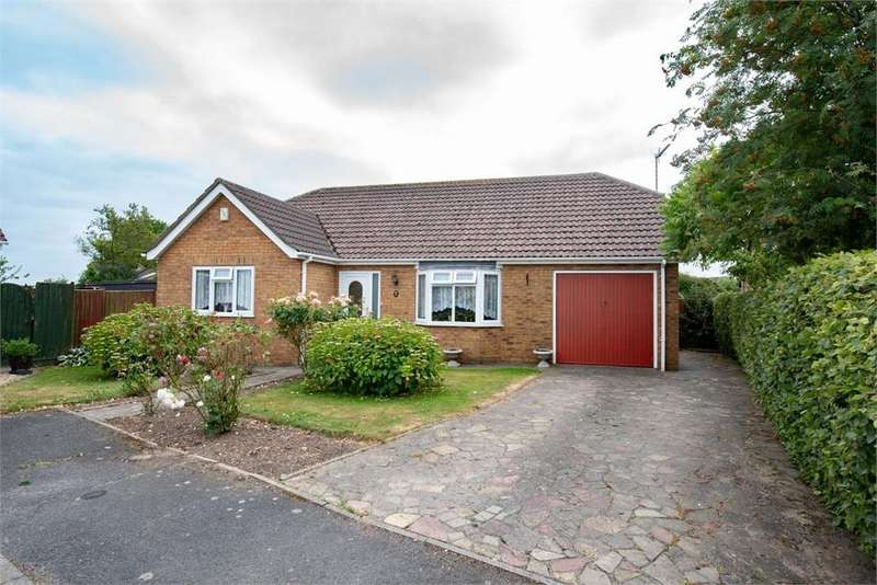 3 Bedrooms Detached Bungalow for sale in Vinters Way, Butterwick, Boston, Lincolnshire