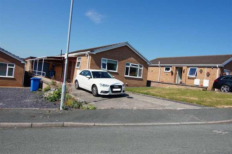 2 Bedrooms Detached Bungalow for sale in Llys Alafowlia, Denbigh