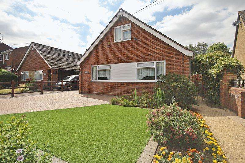 3 Bedrooms Detached House for sale in Flitton Road, Pulloxhill
