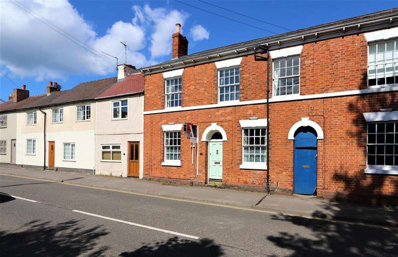 3 Bedrooms Terraced House for sale in Upper Church Street, Ashby-De-La-Zouc...