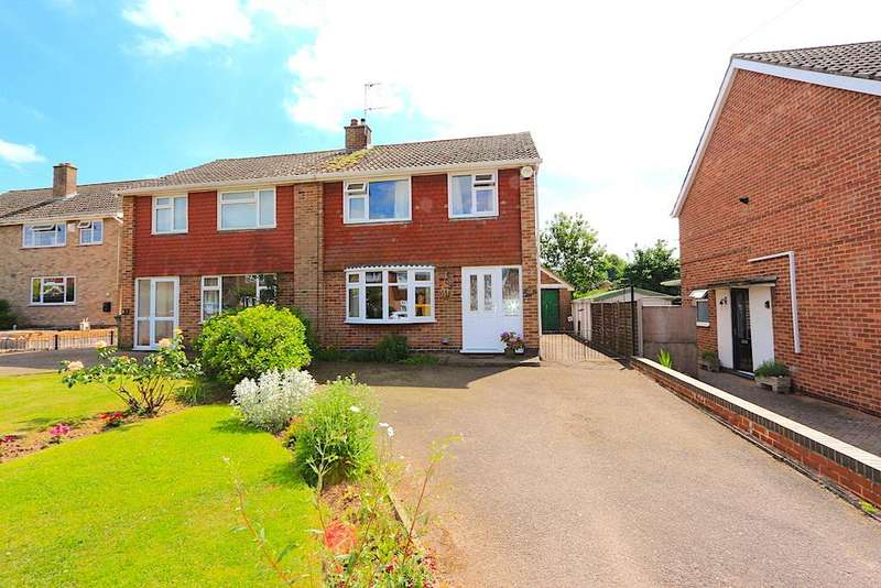 3 Bedrooms Detached House for sale in Brooklands Road, Cosby
