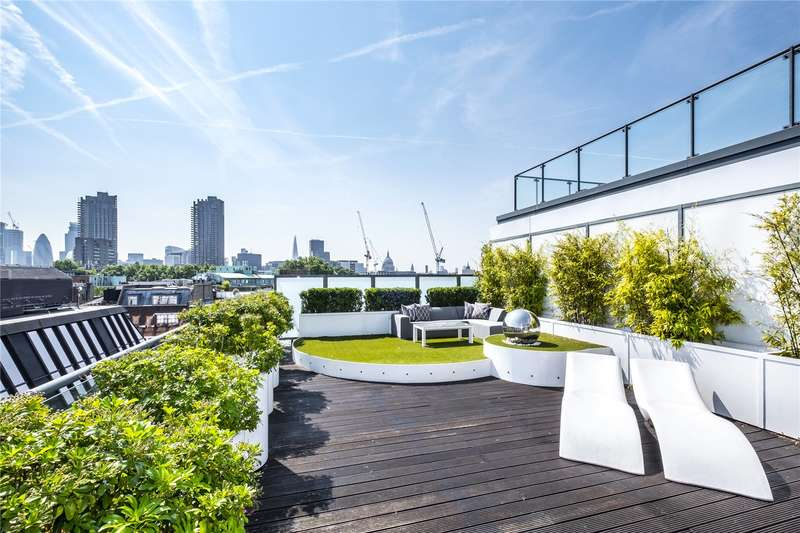 3 Bedrooms Flat for sale in Dickinson Court, 15 Brewhouse Yard, London, EC1V