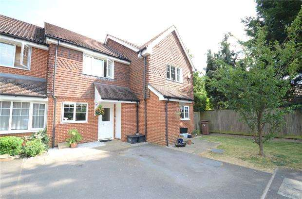 2 Bedrooms Terraced House for sale in The Laurels, Woodley, Reading