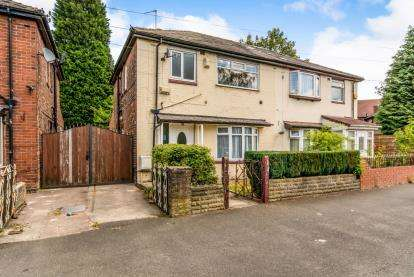 3 Bedrooms Semi Detached House for sale in Telfer Road, Manchester, Greater Manchester, Uk