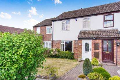 3 Bedrooms Terraced House for sale in Ullswater Close, Yate, Bristol, Gloucestershire