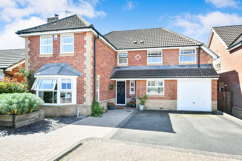 4 Bedrooms Detached House for sale in Northbourne Road, St Andrews Ridge