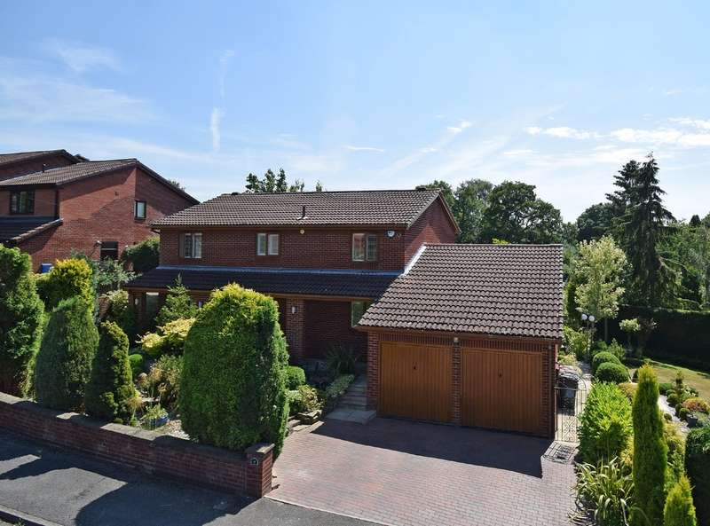 4 Bedrooms Detached House for sale in Willow Beck, Notton, Wakefield