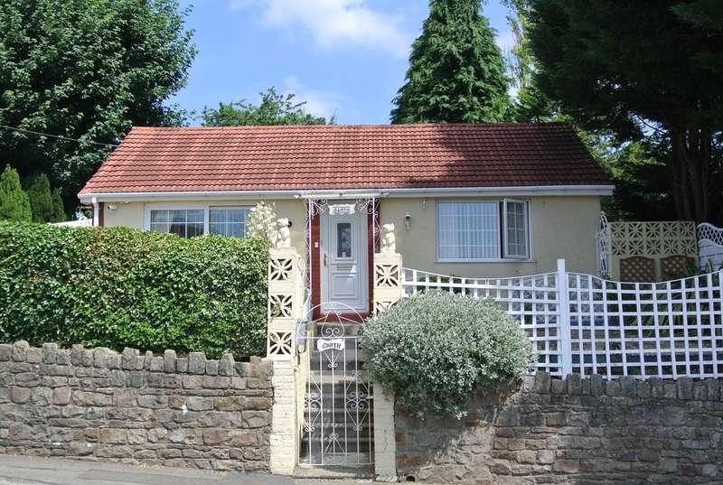 2 Bedrooms Detached Bungalow for sale in High Street, Pontypool, NP4