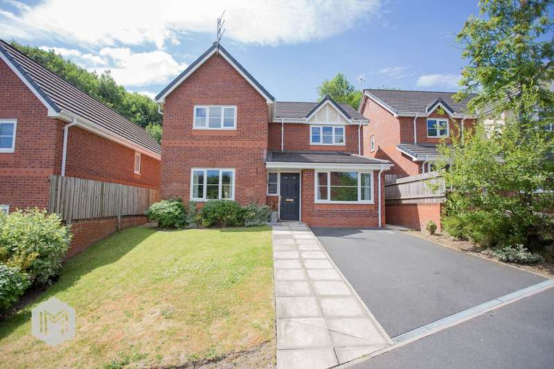4 Bedrooms Detached House for sale in Valley View, Bury, BL8