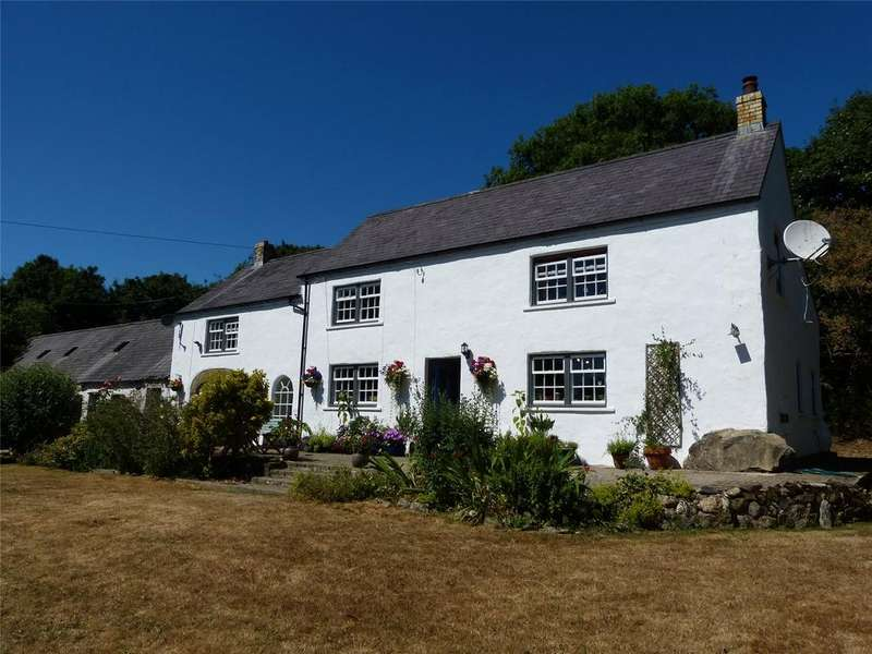 3 Bedrooms House for sale in Holloway Fach, Penffordd, Clynderwen, Pembrokeshire
