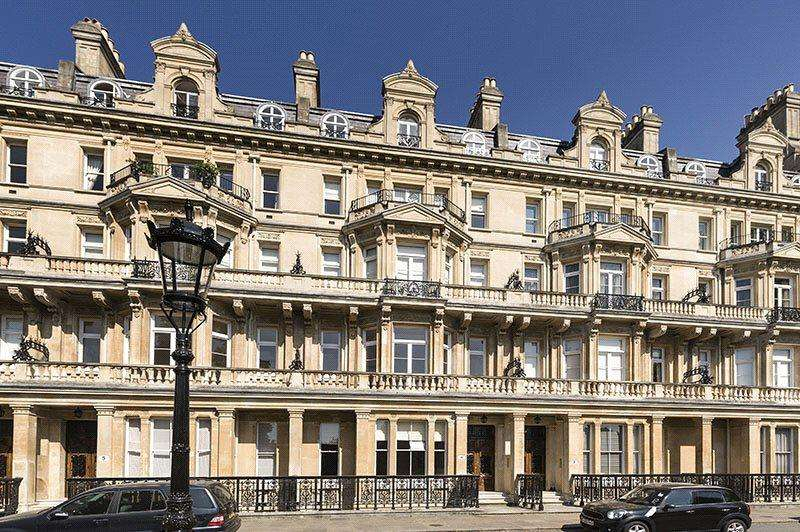6 Bedrooms Flat for sale in Cambridge Gate, London