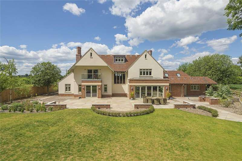 6 Bedrooms Detached House for sale in Granhams Road, Great Shelford, Cambridge, CB22