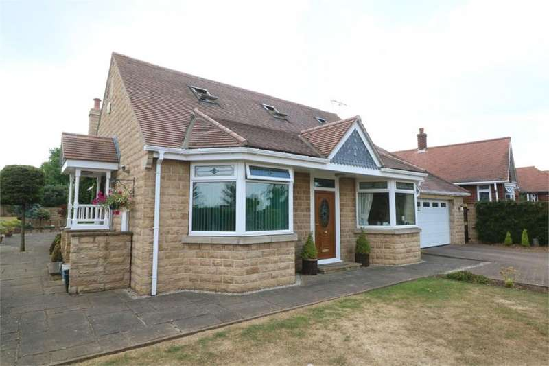 4 Bedrooms Detached Bungalow for sale in Green Lane, Scawthorpe, DONCASTER, South Yorkshire