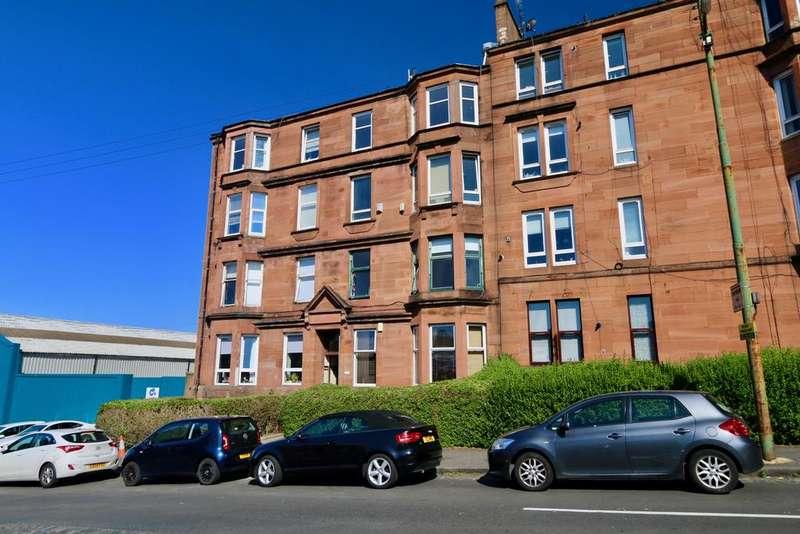 2 Bedrooms Flat for sale in Flat 3/1 268 Whitehill Street Dennistoun Glasgow G31 3EL