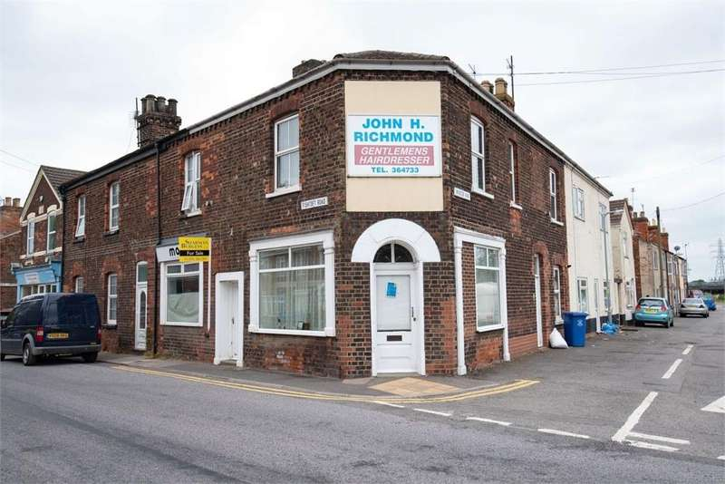 2 Bedrooms Flat for sale in Fishtoft Road (formerly Mojo Ladies Hair Salon), Boston, Lincolnshire