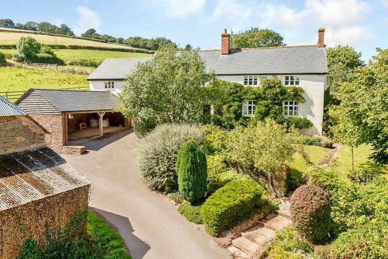 5 Bedrooms Detached House for sale in Brompton Ralph, Taunton TA4