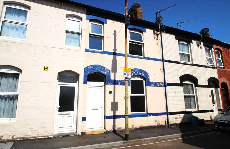 4 Bedrooms Terraced House for sale in Pulchrass Street, Barnstaple