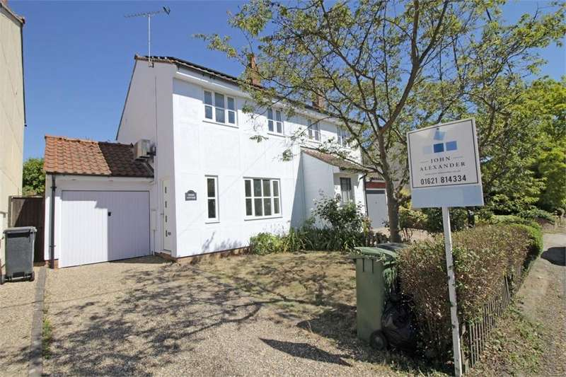 2 Bedrooms Semi Detached House for sale in The Street, Cressing, Braintree, Essex