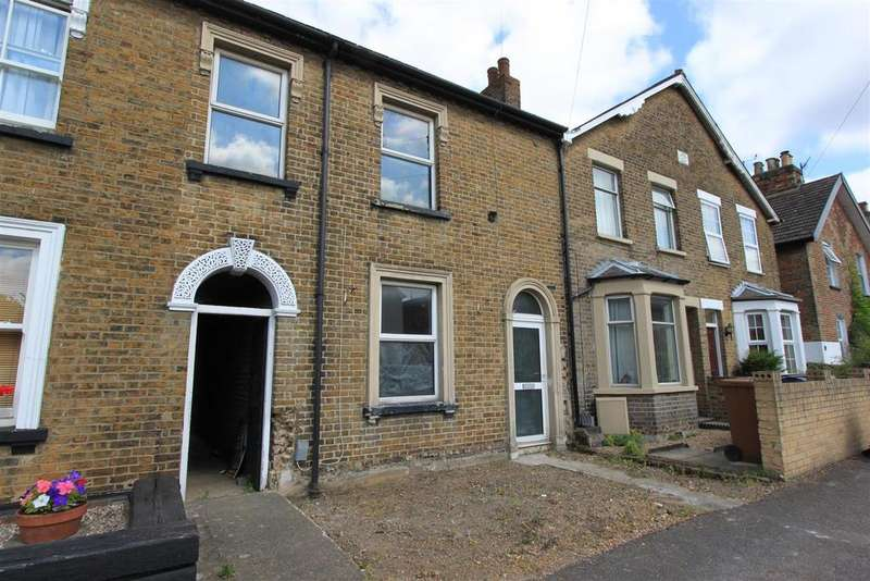 2 Bedrooms Terraced House for sale in Townshend Street, Hertford