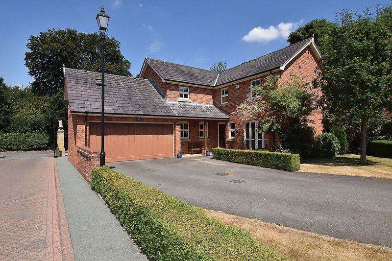 4 Bedrooms Detached House for sale in Steadings Rise, Mere