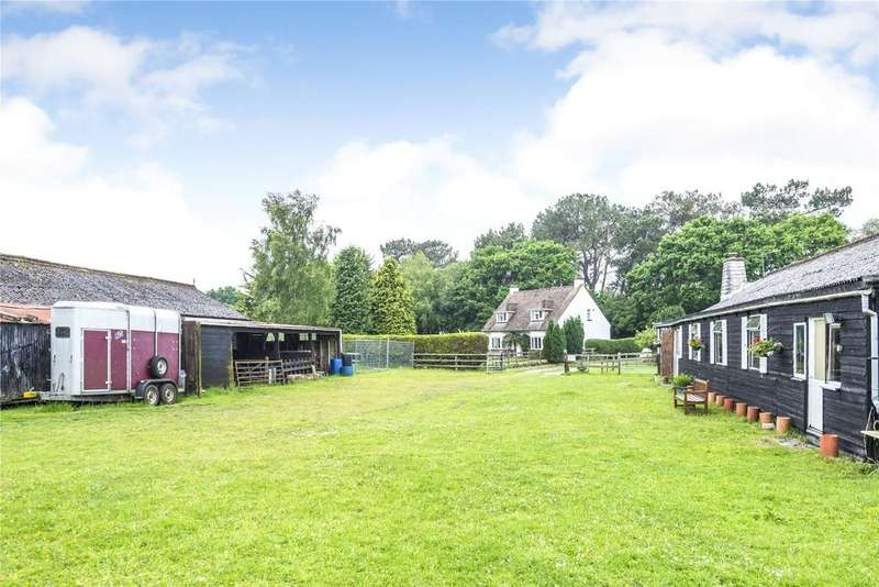 4 Bedrooms Detached House for sale in Grange Road, Wareham, Dorset