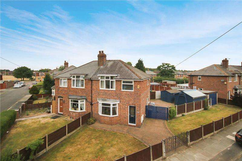 3 Bedrooms Semi Detached House for sale in Warwick Road, Cadishead M44 5HE
