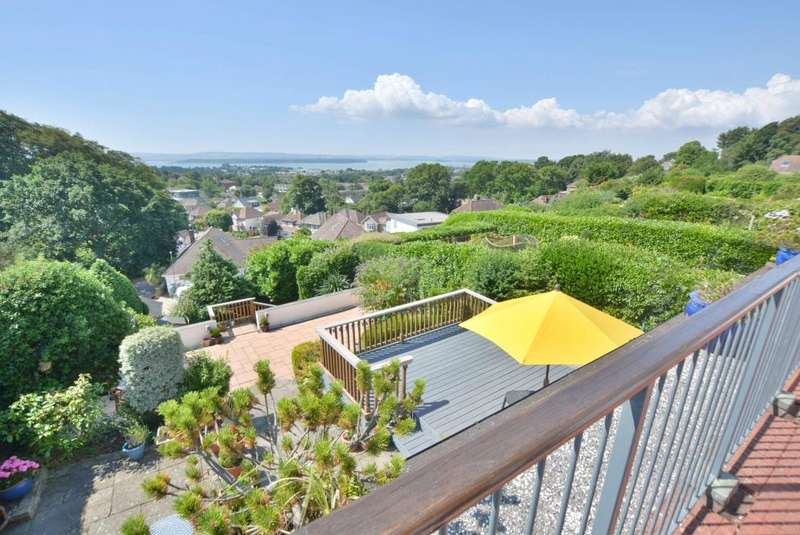 3 Bedrooms Detached House for sale in Highland Road, Parkstone, Poole, BH14 0DX