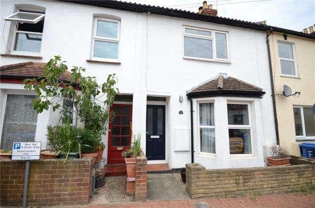 2 Bedrooms Terraced House for sale in Wolseley Road, Aldershot, Hampshire