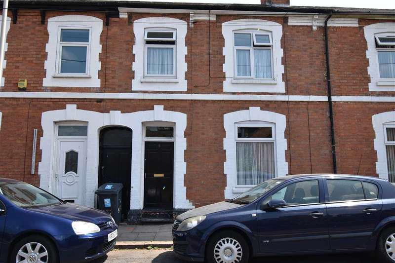 4 Bedrooms Terraced House for sale in Stoughton Street South, LEICESTER